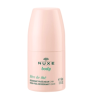 Nuxe Rêve De Thé Déodorant Hydratant Roll-on/50ml à MULHOUSE