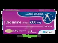 Diosmine Mylan 600 Mg, Comprimé à MULHOUSE