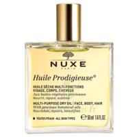 Huile prodigieuse®- huile sèche multi-fonctions visage, corps, cheveux50ml à MULHOUSE