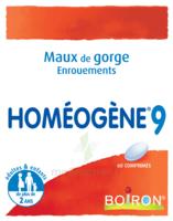Boiron Homéogène 9 Comprimés à MULHOUSE