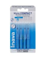 Inava Brossettes Mono-compact Bleu Iso 1 0,8mm à MULHOUSE