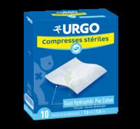 Urgo Compresse Stérile 10x10cm 10 Sachets/2 à MULHOUSE