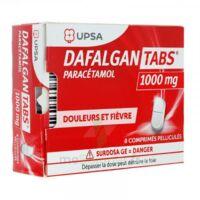 DAFALGANTABS 1 g Cpr pell Plq/8 à MULHOUSE
