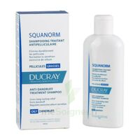 Ducray Squanorm Shampooing Pellicule Grasse 200ml à MULHOUSE