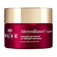 Nuxe Merveillance Expert Crème Nuit Rides Installées Et Fermeté Pot/50ml à MULHOUSE